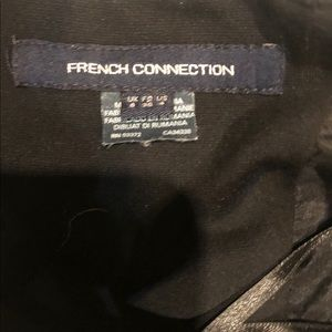French Connection Dresses - 💥💥French Connection - Black Mini Dress